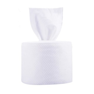 LCOSIN 兰可欣 一次性加厚纯棉洗脸巾 6卷