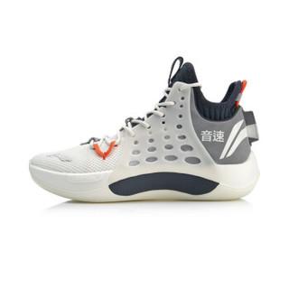 LI-NING 李宁 音速VII ABAP019 男款中帮篮球鞋