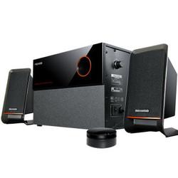 microlab 麦博 M200十周年纪念版 2.1多媒体音箱