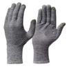 DECATHLON 迪卡侬 TREK 500 男士户外手套 173114-8390724 铅灰色/黑色/雪白