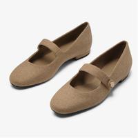 CHARLES&KEITH CK1-70380749 女款简约玛丽珍鞋