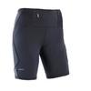 DECATHLON 迪卡侬 女士健身短裤 164532-8503031 黑色