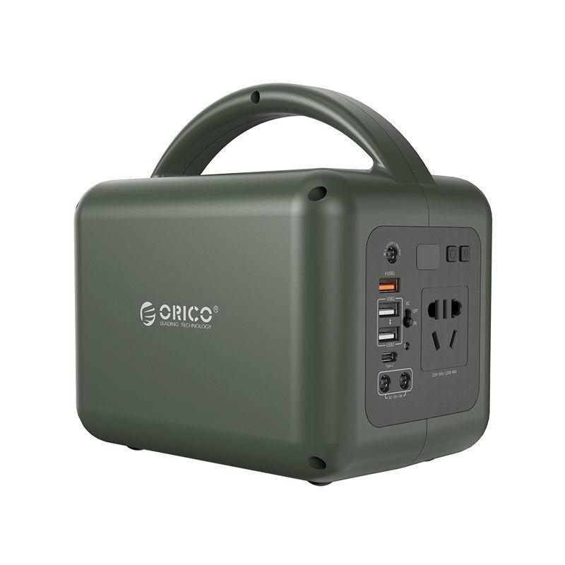 ORICO 奥睿科 PB120-1A4U 户外移动电源 39000mAh 踪野绿 多口输出 120W双向快充