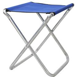 畅意游 Easy Tour 户外便携钓鱼凳 小马扎折叠小凳子钓鱼凳 蓝色