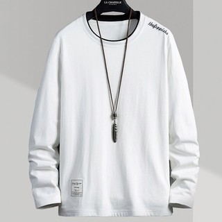 La Chapelle 拉夏贝尔 20WLTX516402 男士假两件长袖T恤