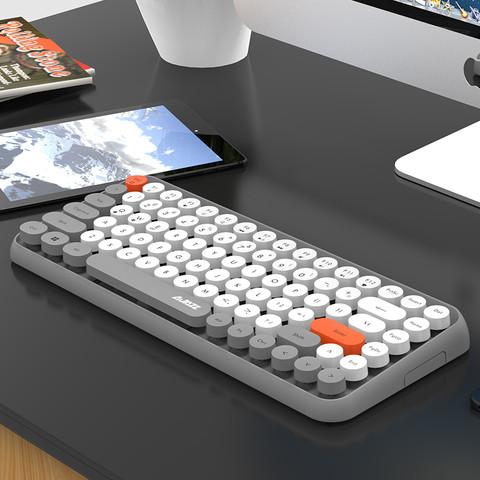 黑爵308i 无线蓝牙机械手感键盘