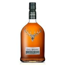 cdf会员购!Dalmore 达尔摩/帝摩/大摩 15年单一麦芽威士忌 1000ml *2瓶
