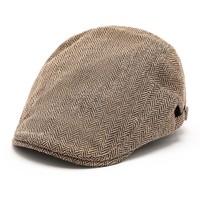 Ftlce 中性休闲短檐贝雷帽 1个装 多款可选