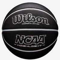 Wilson 威尔胜 NCAA复刻版 WTB067529IB07CN 室内外7号PU篮球