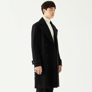 GXG 174226227 男款羊毛长款大衣