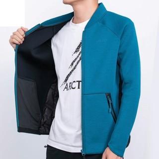 极星户外男士羽绒服保暖夹克外套AGHD21501