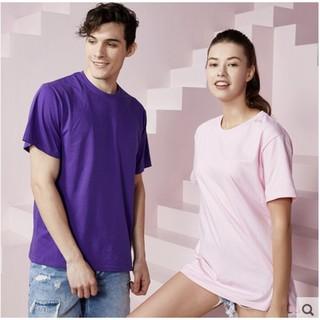 DAPU 大朴 AE2F01001 情侣款纯棉T恤