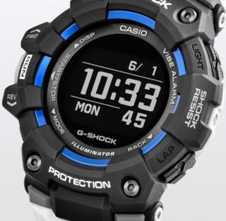 CASIO 卡西欧 GDB-110系列  智能蓝牙 男士手表