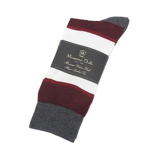唯品尖货 : Massimo Dutti  男款 格纹拼色袜子