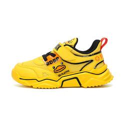 B.Duck 小黄鸭 中小童软底防滑运动鞋