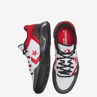 CONVERSE 匡威 RIVALS系列 G4 中性篮球鞋 168919C 白/红/黑 35