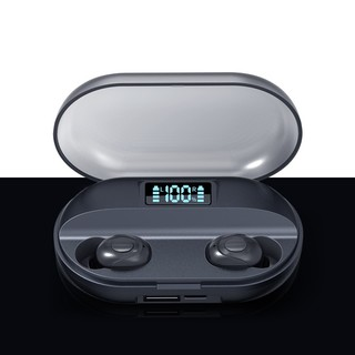 幽炫 T2 真无线蓝牙耳机 普通版 炫酷黑