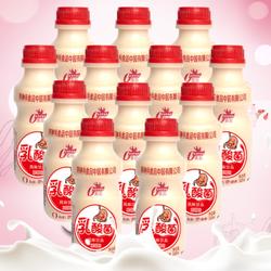 乳酸菌儿童早餐非胃动力饮料酸牛奶饮品340ml*12瓶原味草莓整箱多规格可选 340ml*12瓶