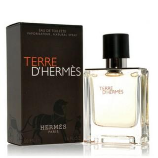 HERMÈS 爱马仕 Terre d'Hermes 大地 男士淡香水 EDT 50ml *2件