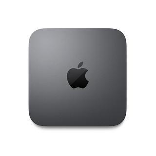 Apple 苹果 Mac mini 2020款 迷你台式机电脑 (灰色、酷睿八代i7、64GB、1TB HDD、核显)
