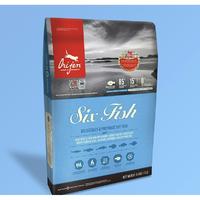 补贴购:orijen 渴望 六种鱼配方 全猫粮 5.4kg