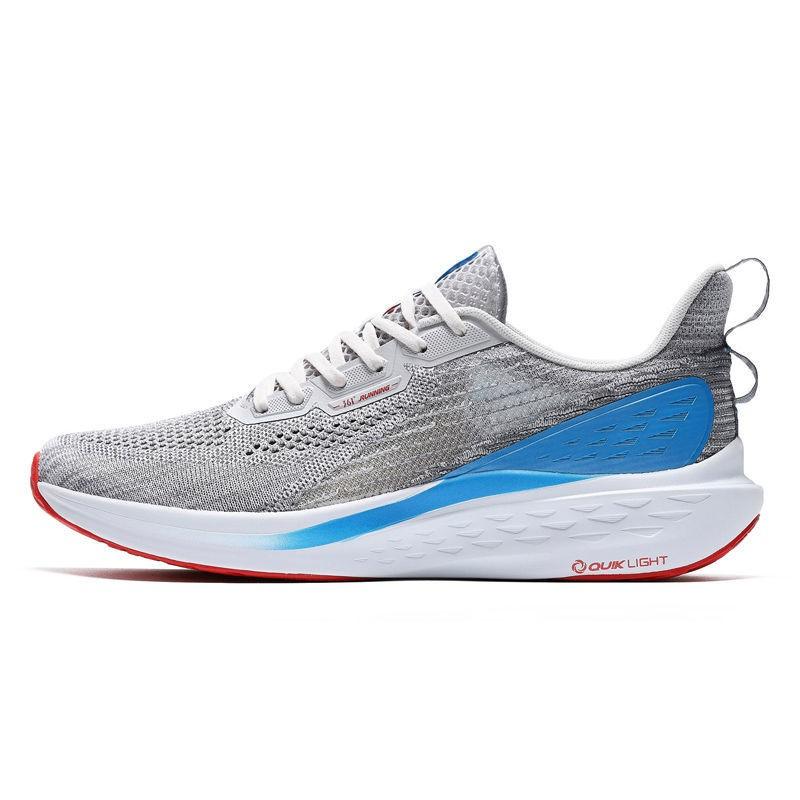361° 飞鱼 572022241 男女款Q弹科技中底跑步鞋