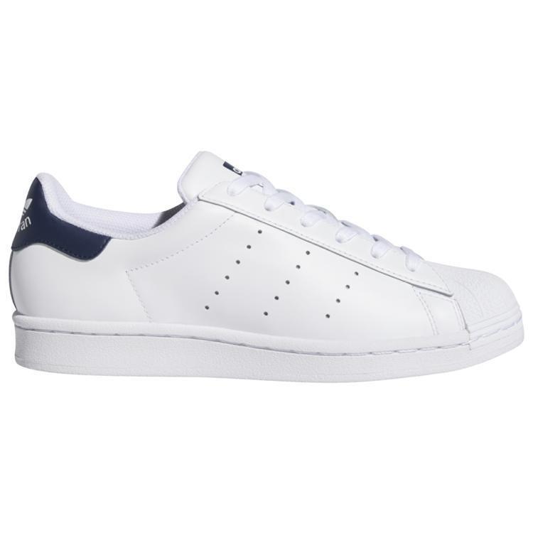 adidas Originals SuperStan 女款经典黑尾小白鞋