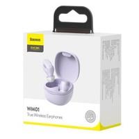 BASEUS 倍思 WM01 真无线蓝牙耳机