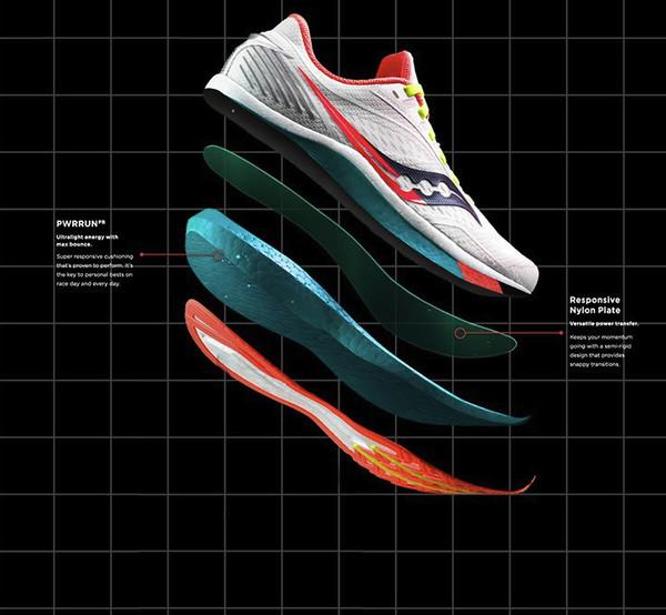 Saucony 索康尼 S10597 ENDORPHIN SPEED 男女顶级竞速跑鞋