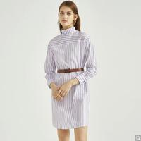 Eifini 伊芙丽  118A391401 女士衬衫式连衣裙