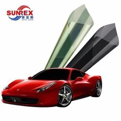 SUNREX 赛雷斯 旗舰系列 淡金+高隐 汽车贴膜