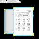 新品发售:boyue 博阅 柠檬悦读Plus 7.8英寸 电纸书阅读器 1780元包邮(需100元定金、打卡210天0元抢)