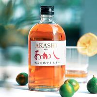 AKASHI 明石 红标调和威士忌 500ml 单支装