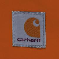 Carhartt WIP Logo标签缝饰单肩包