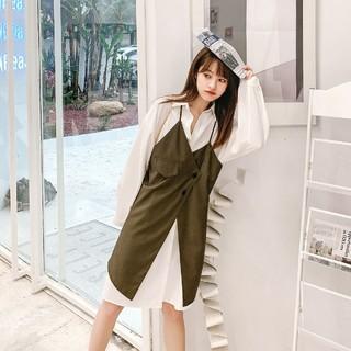 七格格 AMB1232WKW  无袖连衣裙