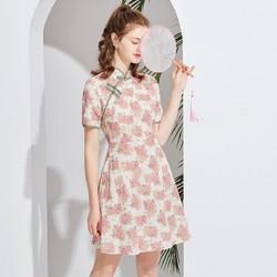 Rosel AR02L302P0 女士中国风旗袍连衣裙