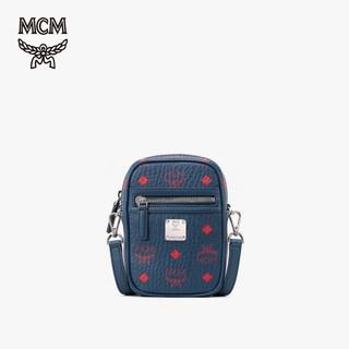 MCM VISETOS ORIGINAL 超迷你拉链斜挎包