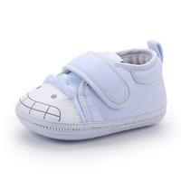 吖酷丫咪 婴儿软底学步鞋