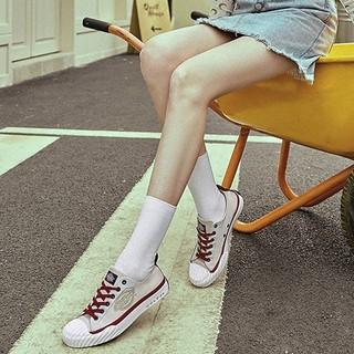 历史低价 : Dickies 帝客 191W50LXS15 复古帆布鞋
