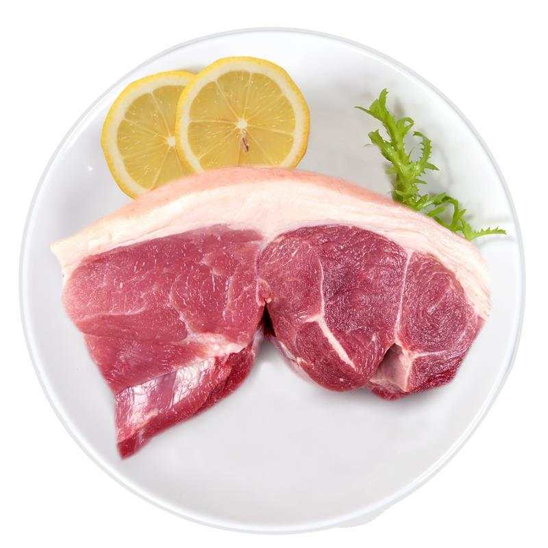 JL 金锣 带膘前腿肉 2kg