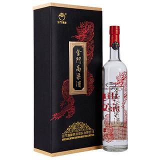 金门高粱酒 2013年老酒 高度白酒 典藏大红龙 清香型 56度 750ml 礼盒装
