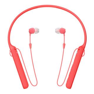 SONY 索尼 WI-C400 入耳式颈挂式无线蓝牙耳机