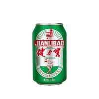 必买年货、限地区:JIANLIBAO 健力宝 经典纪念罐碳酸饮料 330ml*24罐 *4件