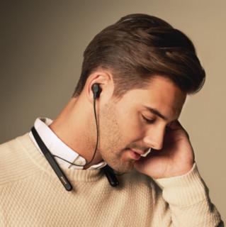 SONY 索尼 WI-1000XM2 颈挂入耳式无线蓝牙降噪耳机
