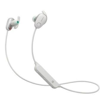 SONY 索尼 WI-SP600N 无线降噪耳塞式耳机 白色