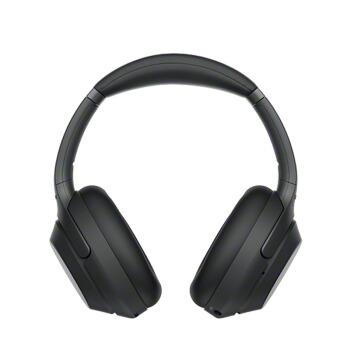 SONY 索尼 WH-1000XM3 韩版 耳罩式头戴式无线蓝牙降噪耳机 黑色