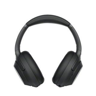 SONY 索尼 WH-1000XM3 头戴式耳机 黑色 海外版