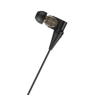 SONY 索尼 XBA-300AP 入耳式动铁有线耳机 黑色 3.5mm