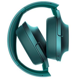 SONY 索尼 h.ear时尚系列 MDR-100ABN 头戴式耳机