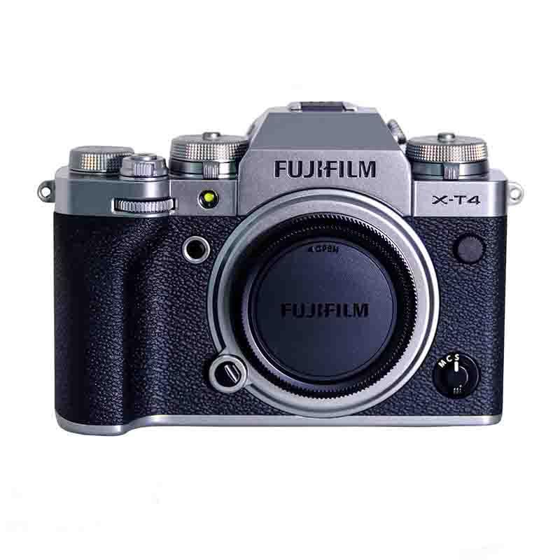 FUJIFILM 富士 X-T4 微单相机 16-80mm 单头套机 银色